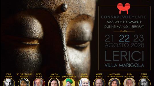 buddha COPERTINA MASCHILE E FEMMINILE con faccioni